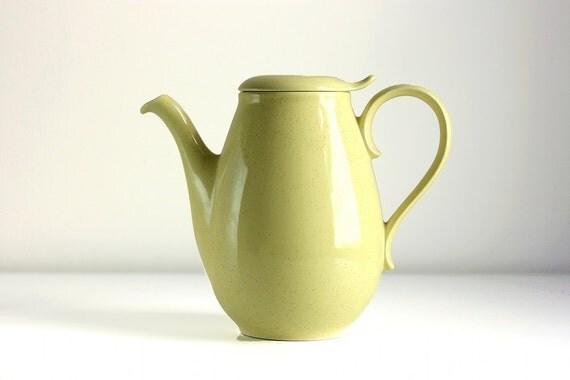 Mid Century Coffee Pot - Pebbleford