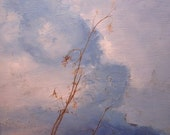 Landscape oil painting - Let Go