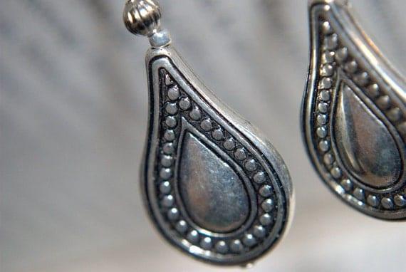Desert Silver - Earrings