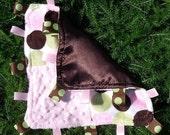 Lovie - Chocolate, Lime and Pink