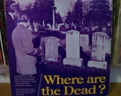 WHERE ARE THE DEAD- RELIGIOUS VINYL RECORD - JERRY FALWELL