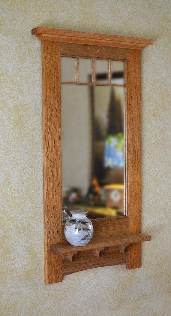 Craftsman decorative mirror for Craftsman mirrors bathroom