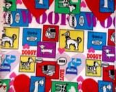 Fleece Blanket -- Puppy Love