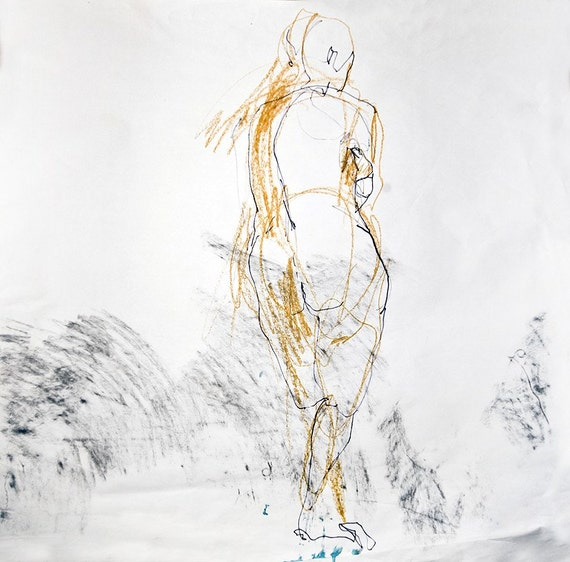 Figure drawing 95 by Liva