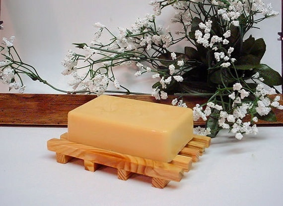 Soap Dish Reclaimed Wooden  Custom Handmade