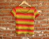 1960's Mod Vintage Jack Winter Sweater