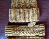 Girls Boys OOAK Gloves and Hat Matching PairSALESALESALE