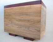 Custom Urn For Cheryl - by Studio 1212 Furniture