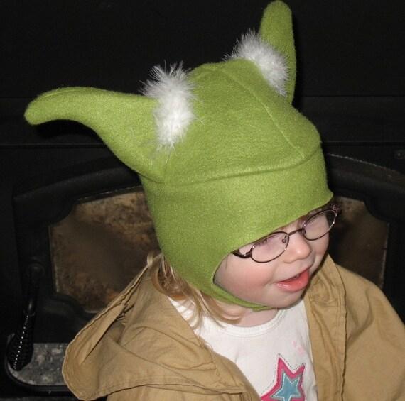 Yoda hat, by pokeybear
