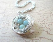 Sure Sign of Spring Necklace