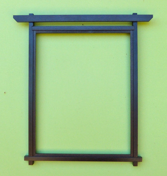 Japanese Style Picture Frame 11x 14 Picture Frame