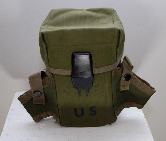 Vintage U.S. ARMY M-16 ammo pouch bag