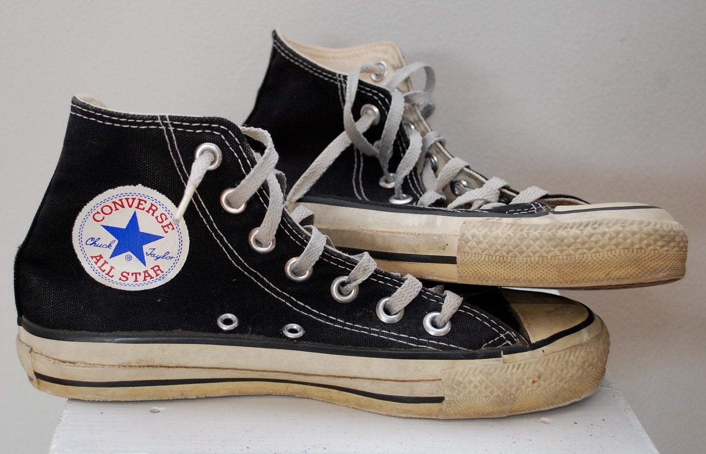 Vintage Converse High Tops 30