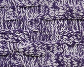 Purple Maze Blanket for Judy Vershum