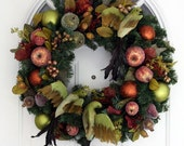 Fruitful Blessings - Christmas Wreath