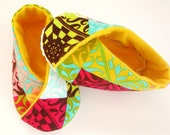 SALE - Piggy Toes Another Iota Boho Chic Baby Shoes