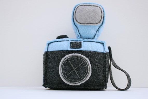 Diana Felt Plush Camera