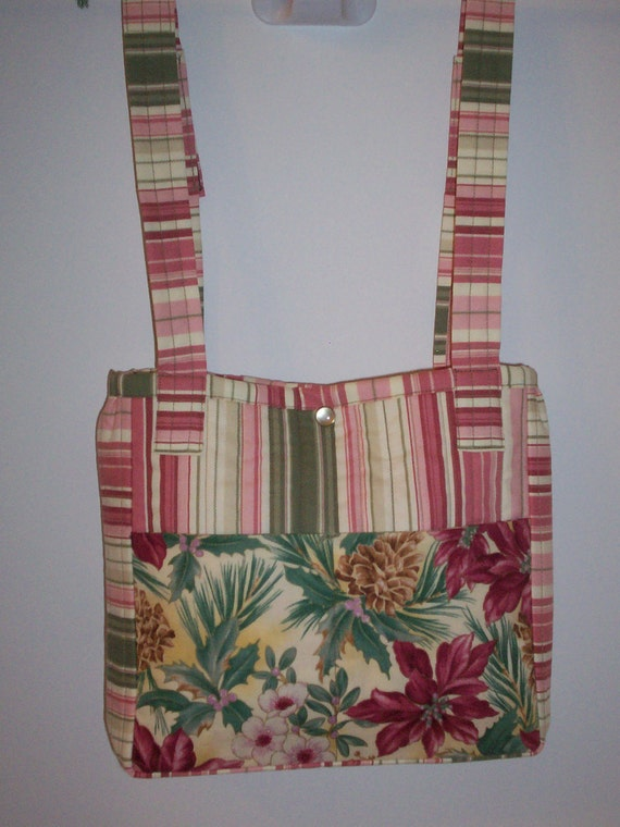 Quilted Wheelchair Bag to hang on armrest Clearance Sale