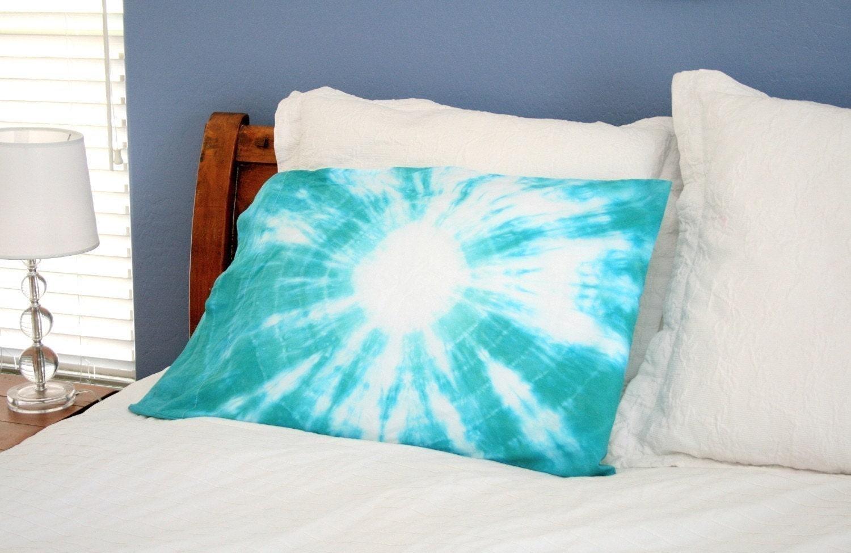 Tie Dye Pillow Case 1qty Pick A Color Bulls Eye Tie Dyed