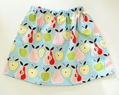 Easy Peasy Skirt a basic you can dress up with applique and ruffles 12 months-8 years