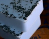 Lavender Wood Soap, Handmade Shea Butter Soap