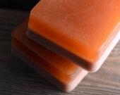 Vanilla Amber Soap, Handmade Glycerin Soap