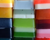 Soap Samples - Pick 4 - Mini Soap