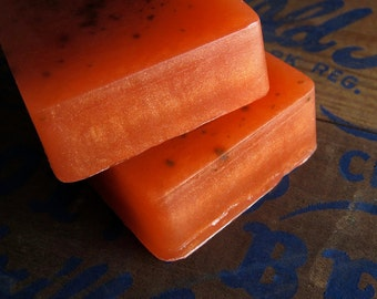 Ginger Tea Soap, Cedar, Ginger, Tobacco, Honey