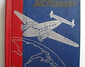 Vintage 1958 Winston Dictionary for Canadian Schools