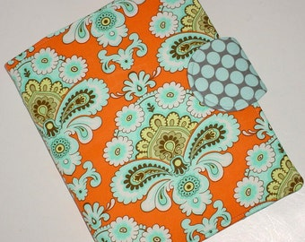 iPad Cover iPad 4 Cover iPad 3 iPad 2 CaseTangerine French Wallpaper iPad Cover back pocket