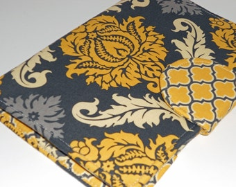 Kindle Cover, Nook Cover, Kobo Cover - Granite Damask eReader Cover