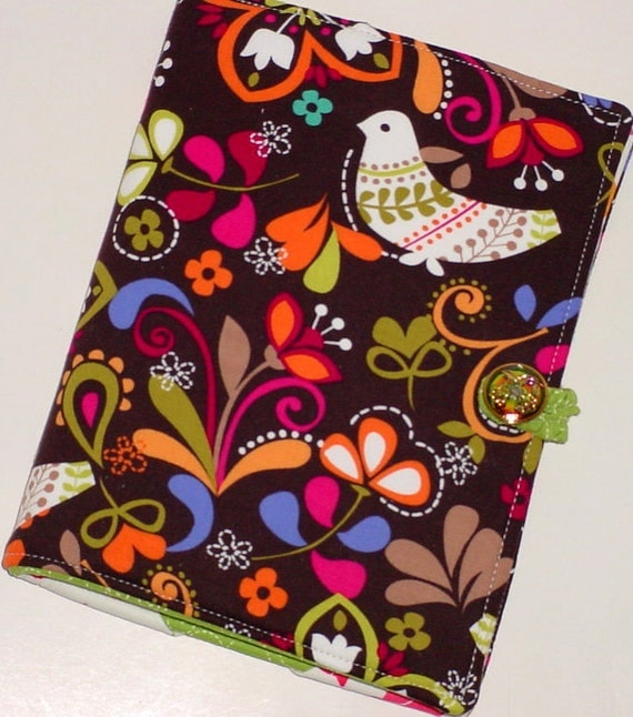 Special Price Ready to Ship Kindle 2 Birds of Norway eReader Cover
