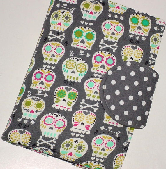 Kindle Cover, Nook Cover, Kobo Cover - Bonehead eReader Cover