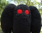 Mothman plush toy