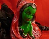 Zombie Praying Virgin Mary