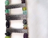 Jacob's Ladder multicolored necklace