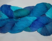 Studio June Yarn Sock Luck - Superwash Merino Wool, Nylon - Blue Orchid
