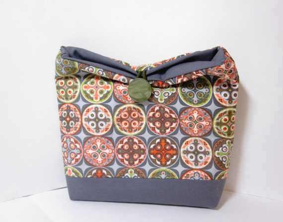 Fold Over Clutch Pouch - Bryant Glass