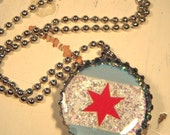 Chicago Star Necklace