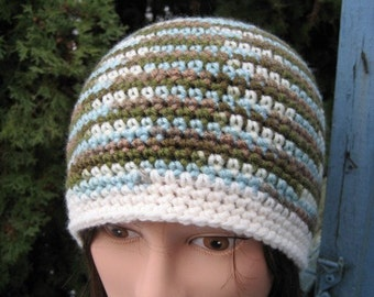 SALE Crocheted Hat  236/09