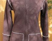 Doubled-up Hemp Fleece Coat