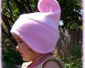CUTEST pink swirly ice cream hat