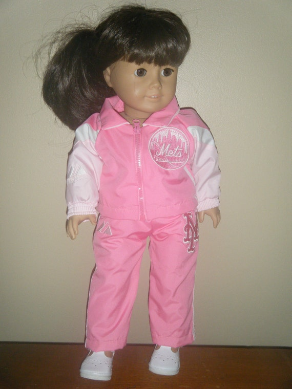 new york mets outfit for american girl doll. Black Bedroom Furniture Sets. Home Design Ideas