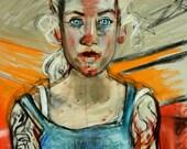Fire Water Sarah, I, 2004