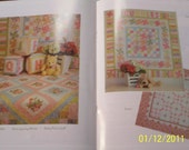 Quilt Pattern Booklet-Simple Things, Small Joys