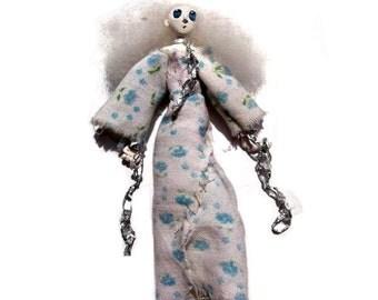 Arietta the Ghost :. An Original Artist's Doll