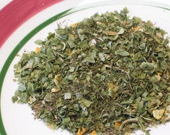 Savory Garlic Herbal Blend - Salt free seasoning