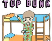 Greeting Card - Top Bunk Or Bottom