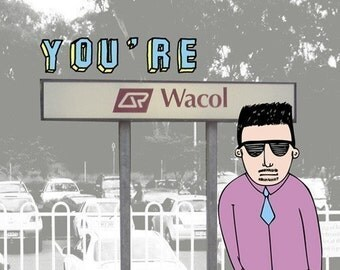 Brisbane Card - Wacol