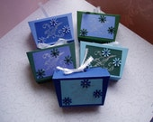 Sweet Little Bird Favor\/Gift Boxes